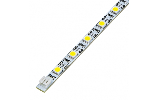 Narrow Rigid LED Light Bar w/ High Power 3-Chip SMD LEDs - 690 Lumens - RLBN-x30X3SMD