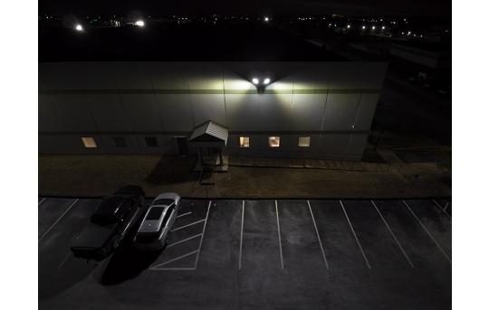 300W LED Parking Lot Light - 39,000 Lumens - 100-277V LED Shoebox Area Light - 1,000W Metal Halide Equivalent - 5000K/4000K/3000K - PLLD-x300