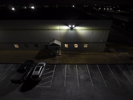 LED Parking Lot Light - 300W (1,000W HID Equivalent) LED Shoebox Area Light - 3000K/4000K/5000K - 39,000 Lumens - PLLD-x300-KM