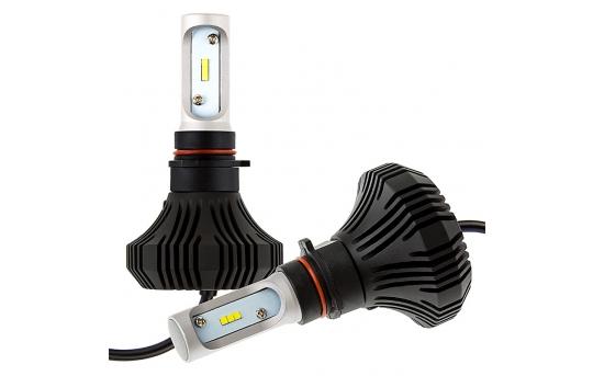 PSX26W LED Fanless Headlight/Fog Light Conversion Kit with Internal Drivers - 4,000 Lumens/Set - PSX26W-HLV4