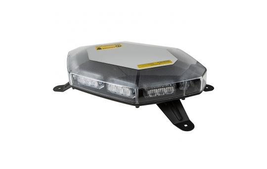 Mini Emergency LED Light Bar - Permanent Mount - 360 Degree Safety Strobe Light - STMB-x30