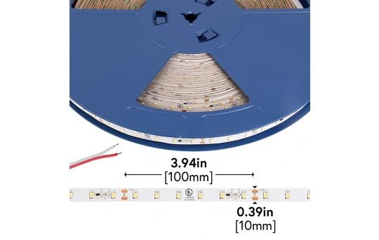 2835 LED Strip - White LED Tape Light - 24V - IP20- 70 lm/ft - 25m (82 ft) - STN-AxK80-C6A-10B25M-24V