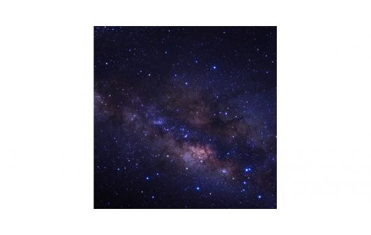 Skylens® Fluorescent Light Diffuser - Starry Night Decorative Light Cover - 2' x 2' - TRD-S3-22