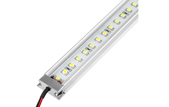 Waterproof Linear LED Light Bar Fixture - 390 Lumens - WLF-xWxSMD