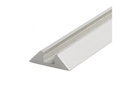 Angled Surface Mount Profile for LED Strip Lights - KLUS STOS-MDF Series - 0974