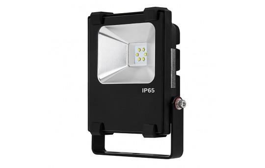 10 Watt High Power LED Flood Light Fixture in Cool White - 800 Lumens - FLC2-x10W