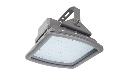 100W LED Explosion Proof Light for Class 1 Division 2 Hazardous Locations - 175W MH Equivalent - 4100K - 9,000 Lumens - EPL-x100