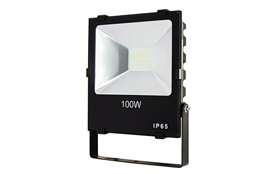 100 Watt High Power LED Flood Light Fixture in Natural White - STL-100AN2