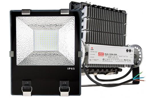 100 Watt High Power LED Flood Light Fixture - FLC-CW100W