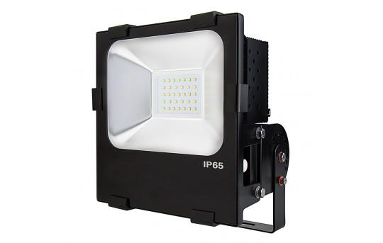 100 Watt High Power LED Flood Light Fixture in Cool White - 9,650 Lumens - FLC2-x100W