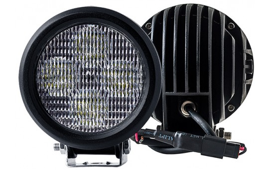 "Off-Road LED Work Light/LED Driving Light - 4.75"" Round - 34W - 2,800 Lumens - WL-40W-Rx"