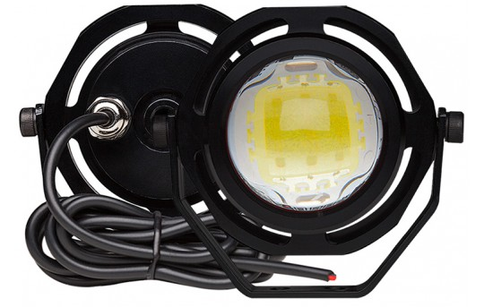 10W High Power COB LED Auxiliary Light Kit - AUX-CW9W-RT70