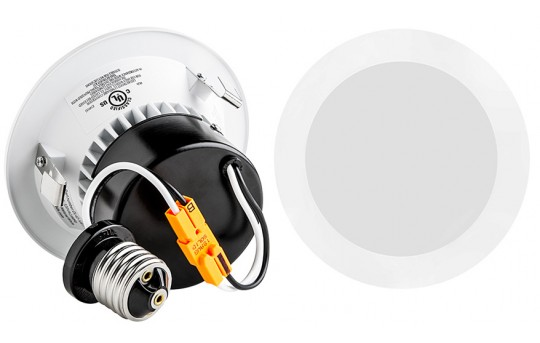 """Retrofit LED Can Lights for 4"""" Fixtures - 70 Watt Equivalent - Cree LED Can Light Conversion Kit - 700 Lumens - DL4D-xW11W"""