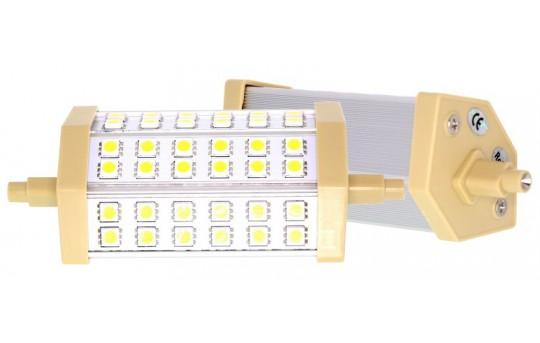 R7s LED Bulb - 40 Watt Equivalent - LED T3 Flood Light Bulb - 550 Lumens - R7S-CW8W