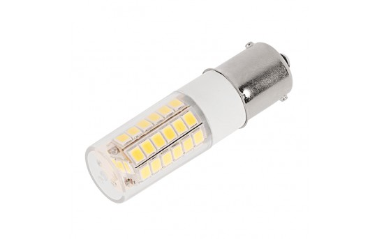 1156 LED Landscape Light Bulb - 45 Watt Equivalent Tower Style Bulb - BA15S Retrofit - 420 Lumens - 1156-x51-PTAC-LAN