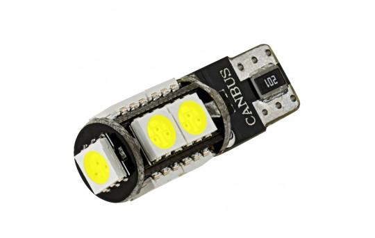 921 CAN Bus LED Bulb - 9 SMD LED Tower - Miniature Wedge Retrofit - 921-x9-CBT-CAR