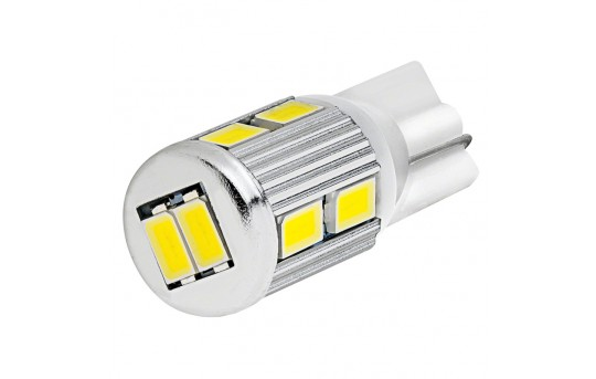 921 LED Landscape Light Bulb - 10 SMD LED Tower - Miniature Wedge Retrofit - 177 Lumens - 921-WHP10-LAN
