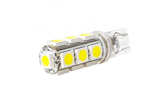 194 LED Bulb - 13 SMD LED - Miniature Wedge Retrofit - WLED-xHP13-T-CAR
