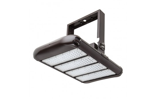 LED Area Light - 200W (600W HID Equivalent) - 5000K - 22,000 Lumens - HPAL-x200-BP9