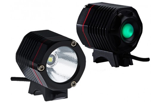 10W LED Bicycle Headlight and Headlamp - SG-N1000