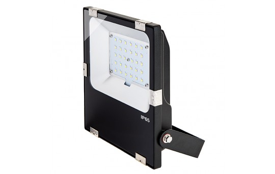 30 Watt LED Flood Light Fixture - 3000K/4000K/6000K - 100 Watt MH Equivalent - 3,500 Lumens - FLC4-x30
