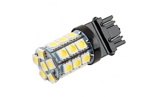 3157 LED Bulb - Dual Function 27 SMD LED Tower - Wedge Retrofit - 3157-x27-T-CAR