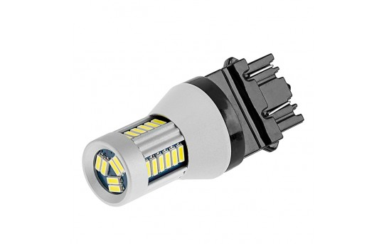 3156/3157 CAN Bus LED Bulb - Dual Function 30 SMD LED Tower - Wedge Retrofit - 3157-x30-CBT-RVB