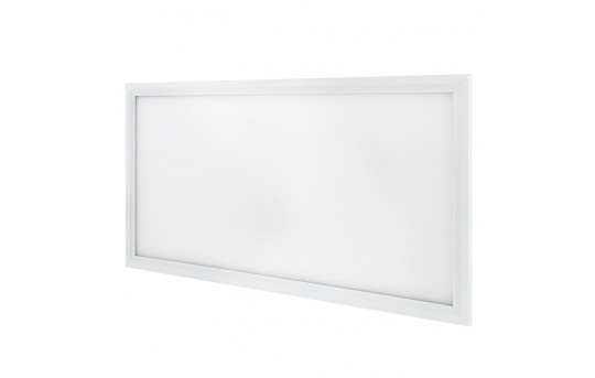 LED Panel Light - 1x2 - 2,400 Lumens - 36W Dimmable Even-Glow® Light Fixture - Drop Ceiling - LPD-NW6030-36