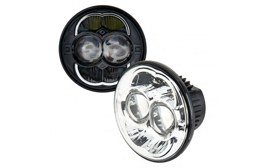 "5"" Round H5006 LED Projector Headlights - LED Headlights Conversion - Sealed Beam - H5006-70x"