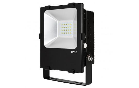 50 Watt High Power LED Flood Light Fixture in Cool White - 4,300 Lumens - FLC2-x50W