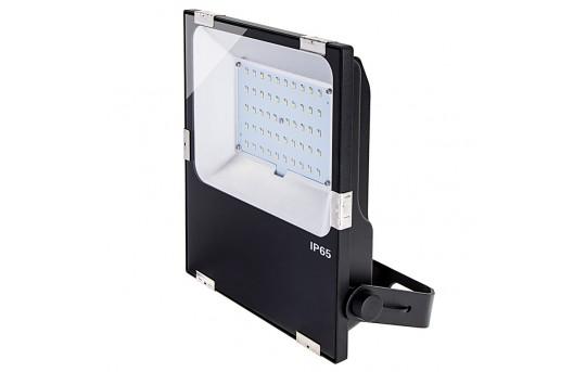 50 Watt LED Flood Light Fixture - 3000K/4000K/6000K - 100 Watt MH Equivalent - 5,600 Lumens - FLC4-x50