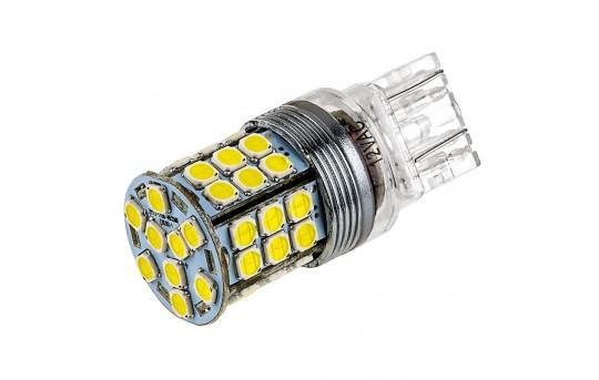 7443 LED Bulb - Dual Function 45 SMD LED Tower - Wedge Retrofit - 7443-x45-T-CAR