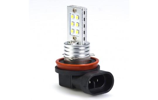 H11 LED Bulb - 12 SMD LED Daytime Running Light - H11-W12