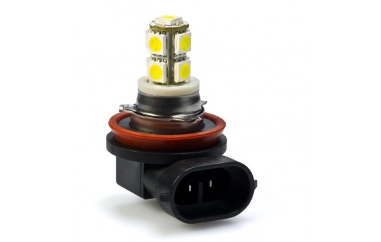 H11 LED Bulb - 9 SMD LED Daytime Running Light - LED Tower - H11-xHP9