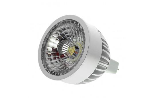 MR16 LED Landscape Light Bulb - 12 COB LED Bi-Pin Bulb - MR16-x5W-LAN