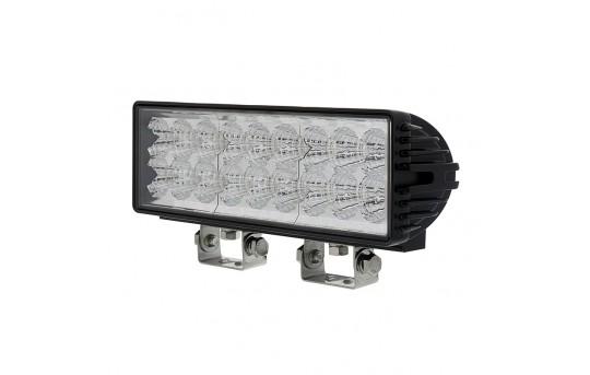 """11"""" Dual Row Heavy Duty Off Road LED Light Bar - 54W - ORB-54WD-35-DI"""