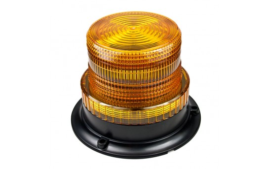Universal Low Profile LED Strobe Light Beacon - USTRB-A3W