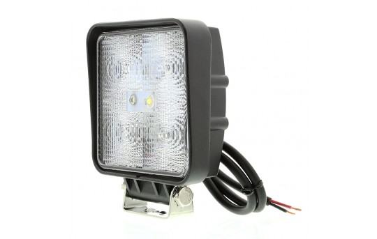 "4"" Square 15W Super Duty High Powered LED Flood Light - WL-CWHP15-S60"