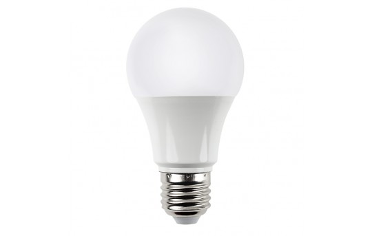 A19 LED Bulb - 60 Watt Equivalent - 12V DC - 700 Lumens - A19-x7-12V