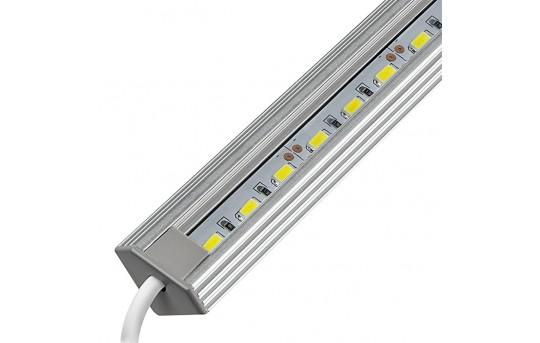 Corner Mount Aluminum LED Light Bar Fixture - 1,440 Lumens - ALB-xW1M-RA