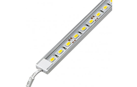 Aluminum LED Light Bar Fixture - Low Profile - ALB-xW1M-LP