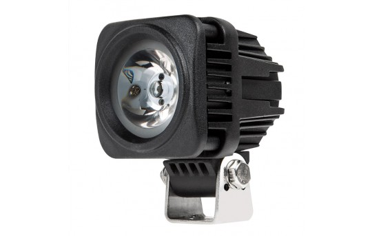 "LED Light Pod - 2"" Modular LED Off-Road Work Light - 10W - 900 Lumens - AUX-10W-Sx"