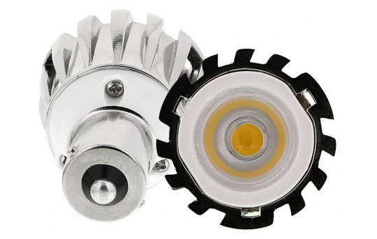 R12 LED Bulb - 1 LED 1156 Bulb - BA15S Retrofit - 115 Lumens - BA15S-xWLX1