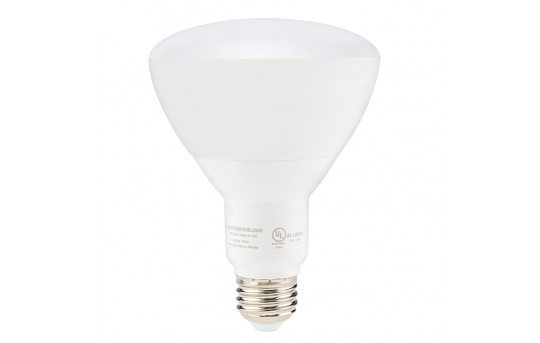 BR30 LED Bulb - 15 Watt - Dimmable LED Flood Light Bulb, - 1,530 Lumens - BR30D2-x15-120
