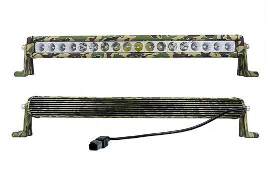 "21"" Camo Off-Road LED Light Bar - 87W - 5,600 Lumens - ORBW21-90WS-x"
