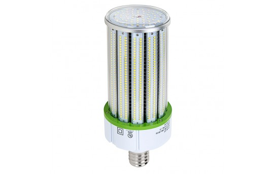 120W LED Corn Bulb - 16,400 Lumens - 400W Equivalent Metal Halide - E39 Mogul Base - 5000K - CL-xW120-E39