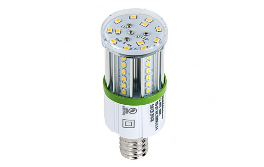 5W LED Corn Bulb - 40W Equivalent Incandescent Conversion - E26/E27 Base - 500 Lumens - 3000K/4000K - CL-x5