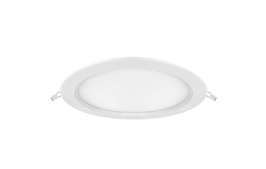"5"" LED Recessed Light - LED Downlight w/ Baffle Trim - 60 Watt Equivalent - Dimmable - 800 Lumens - DLS5D-x9W"