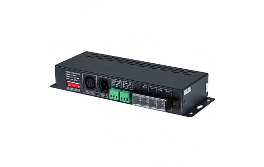 24 Channel LED DMX 512 Decoder - DMX-24CH-LV