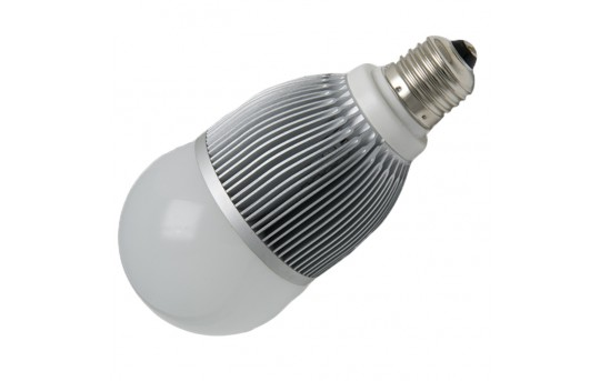 E27 LED Bulb - 40 Watt Equivalent - 475 Lumens - E27-xW7X1-G